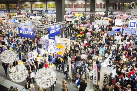 Fullt med besökare på EuroHorse 2014