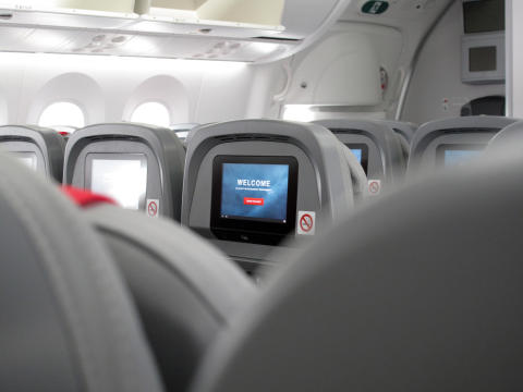 Norwegian to launch first ever Android™-powered in-flight entertainment system on board the Dreamliner