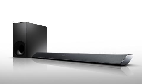 Sony erfüllt das Wohnzimmer mit kinoreifem Sound
