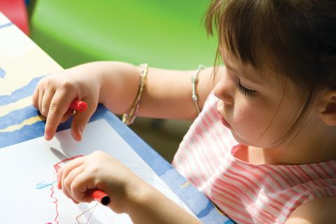 Focus on child development