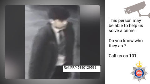 CCTV released as enquiries into sexual assault in Epsom continue