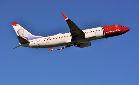 Norwegian fortsätter sin expansion i Norden – lanserar 34 nya linjer