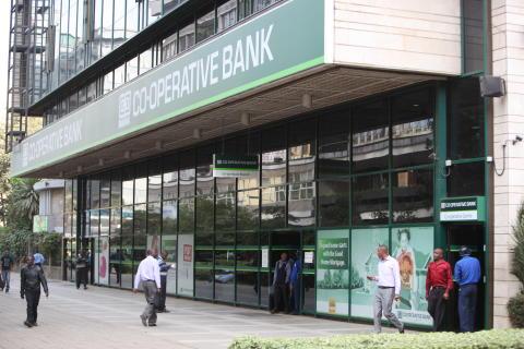 Svensk finansiering till Co-operative Bank of Kenya skapar tillväxt i den privata sektorn