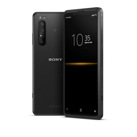 New Xperia PRO launches in Europe as the world's first smartphone with dedicated HDMI input offering 5G speed and efficient workflow for content creators