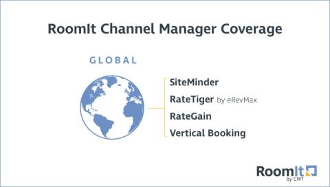 ​RoomIt by CWT Expands Hotel Distribution with New, Strategic Global Partnerships