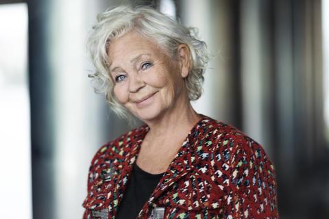 Ulla Cold, sangerinde og frontfigur i Rocazino, fylder 70 d. 5. september