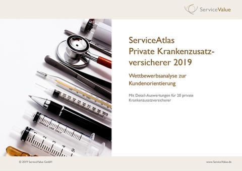 Krankenzusatzversicherer aus Sicht der Kunden