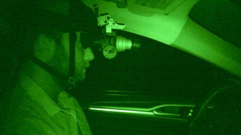 """Když jsou světla zbytečná – díky snímací technologii LiDAR """"vidí"""" autonomní prototypy Ford i ve tmě_2"""