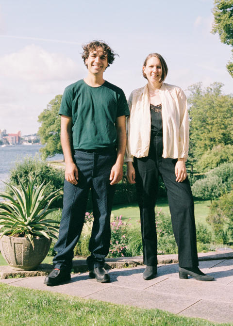 Olof Marsja & Iris Smeds, MBDS 2019