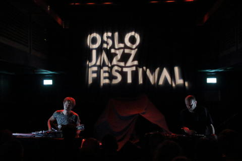 Christian Wallumrød/Kim Myhr, Oslo Jazzfestival 2019