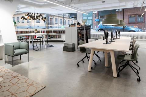 Har Senab Sveriges snyggaste kontor?