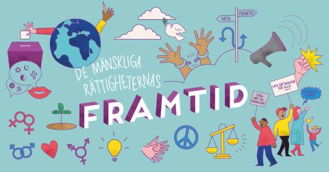 Välkommen till pressträff inför Mänskliga Rättighetsdagarna!