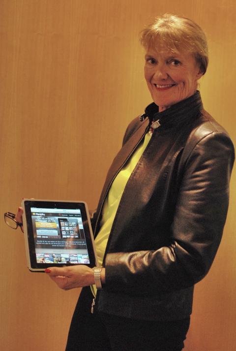 Meg Tiveus ny styrelseordförande i Readly