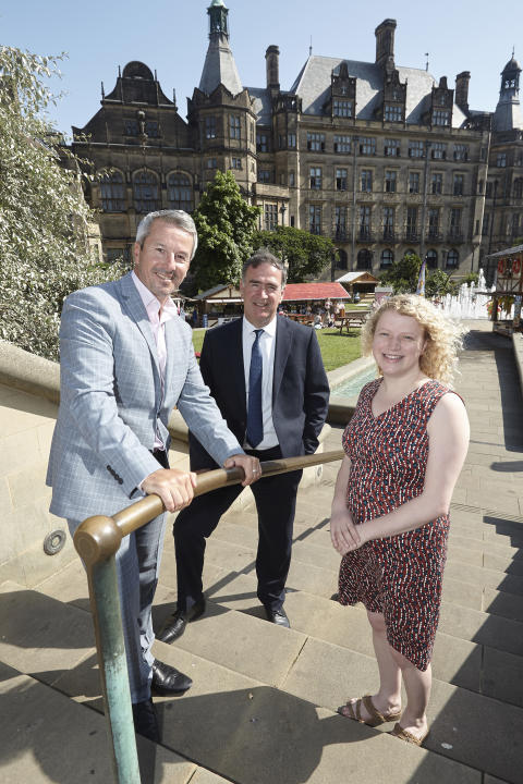 Sheffield set to benefit from the UK's fastest broadband speeds