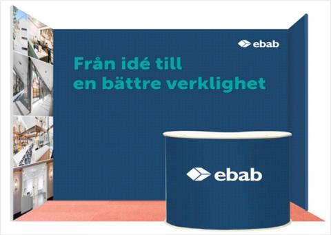 Ebab i ny dräkt på Business Arena