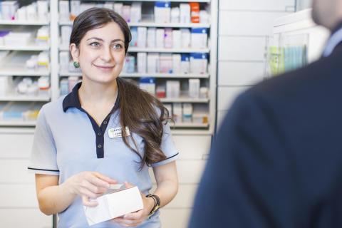 Kundene mener Apotek 1 er best av apotekene
