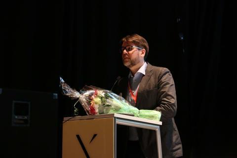 Nils Kristian Klev valgt som ny leder for Allmennlegeforeningen