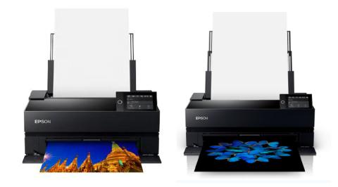 Epson's new line of high-quality professional photo printers offer best-in-class performance for photographers and artists