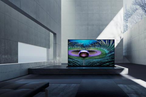Les téléviseurs Z9J de Sony BRAVIA XR MASTER Series, 8K, Google TV sont disponibles en précommande