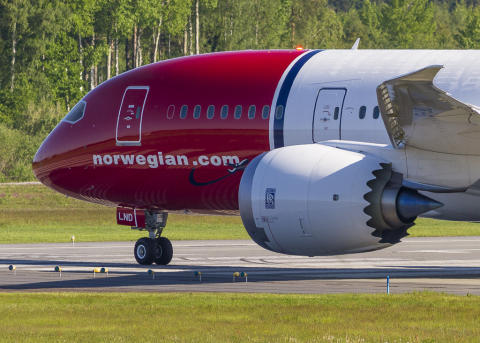 Norwegian launches a new long-haul route between Copenhagen and Bangkok