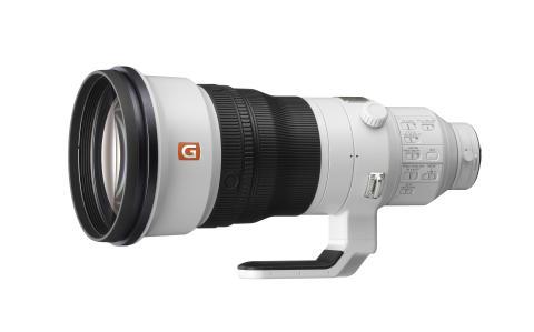 Sony tuo markkinoille odotetun 400mm F2.8 G Master™ Prime -objektiivin