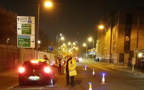 Disruption in L8 following murder