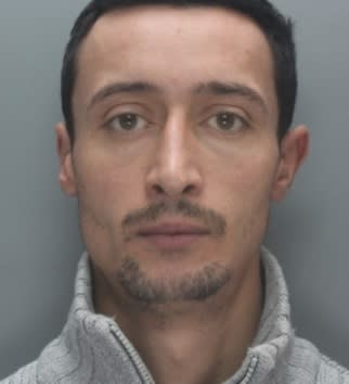 Man, 31, sentenced to 18 years for rape and sexual assaults