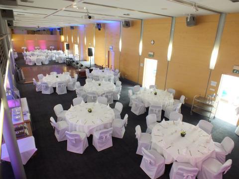 Quality Hotel Brno Exhibition Centre, Banquet Room