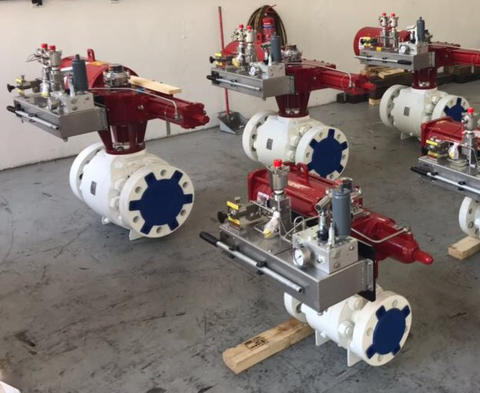 Rotork assists Singapore-based oil and gas consultancy in major African project