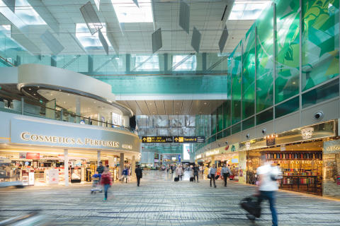 Singapore Changi Airport to welcome Louis Vuitton