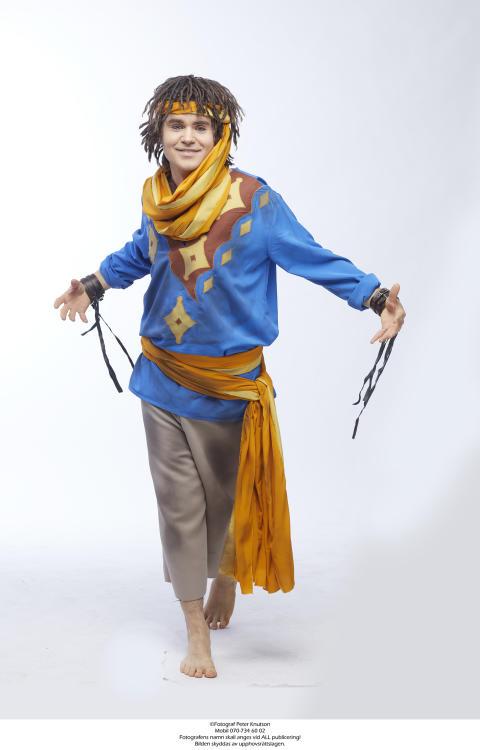 Aladdin - Charlie Grönvall