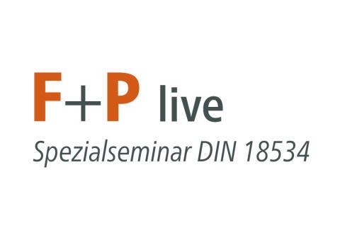 F+P Fliesen und Platten startet neue Kommunikationsreihe, diesmal mit dem Spezialseminar zur DIN 18534