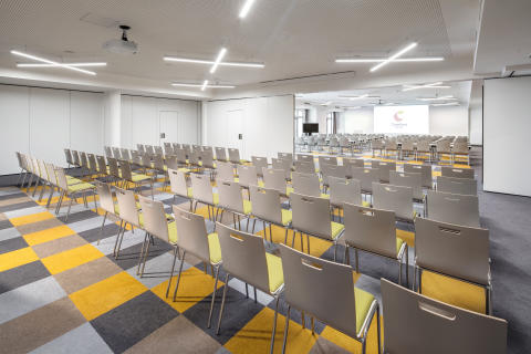 Comfort Hotel Prague City East_Meeting room 6
