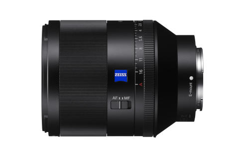 FE 50 mm F1.4 ZA