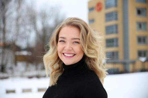 Ane-MarthePedersen, Snapreporter i SiO