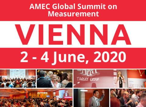 AMEC Global Summit on Measurement & Evaluation 2020