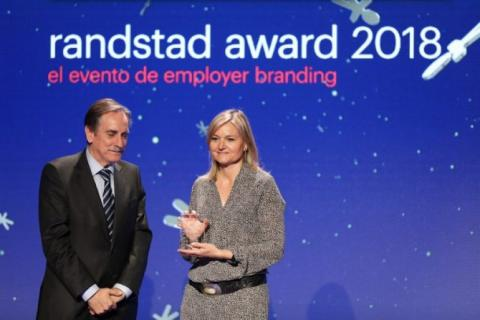 Randstad Award 2018_Mireia Callau, Directora de RRHH Sony Iberia