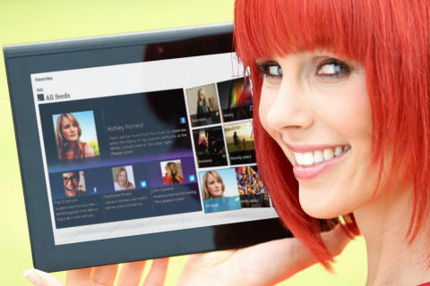 Sony Tablet S Miss IFA 2011