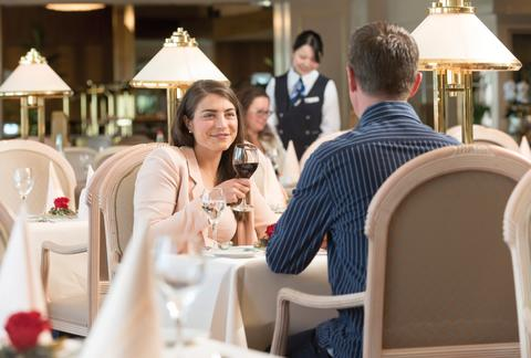 Restaurant Maritim Seehotel Timmendorfer Strand