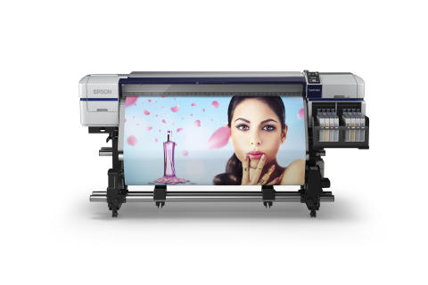 Epson Launches New High-Speed Dye-Based Production Signage Printer, The SureColor SC-B9070