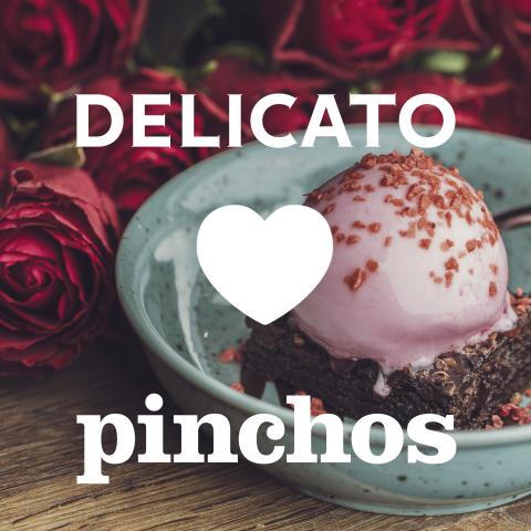 Nytt samarbete mellan Delicato  och Pinchos