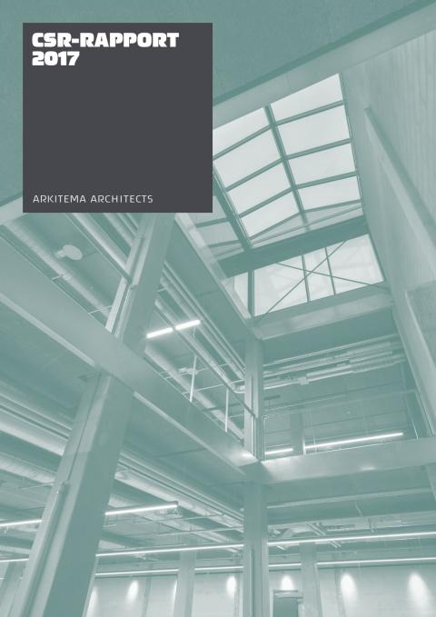 Arkitema Architects - CSR-rapport 2017