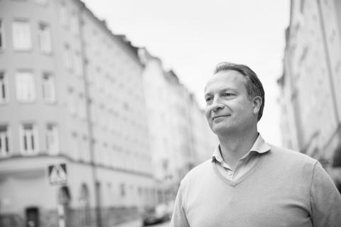 Erik Olsson Fastighetsförmedling VD