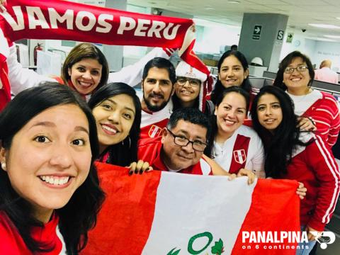 Panalpina Celebrates 50 Years of Operations in Peru
