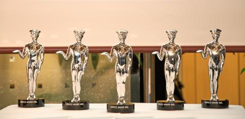 """Norddeutscher Service Award Kiel """"Fiete"""""""