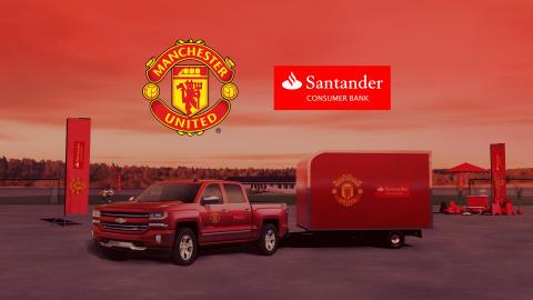 Fotbollsföreningar över hela Sverige har tävlat om att få Manchester United Soccer School av Santander Consumer Bank Sverige i sommar – nu är vinnaren utsedd.