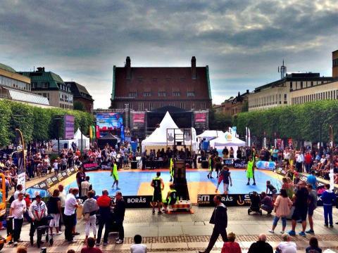 Turistomsättningen i Borås ökar med 7,9 procent under 2014