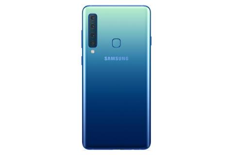 Samsung Galaxy A9 – den første smartphone med fire bagkameraer