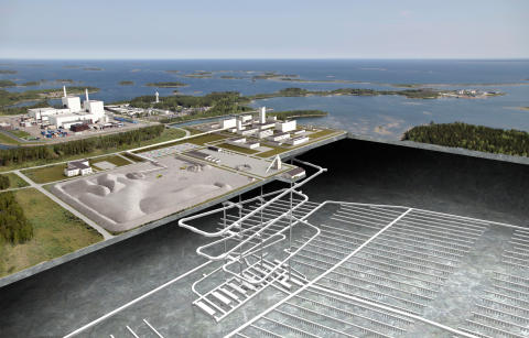 Large majority in favour of a nuclear fuel repository in Forsmark