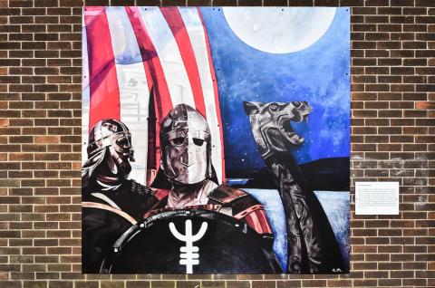 The Vikings by Kim Montgomery
